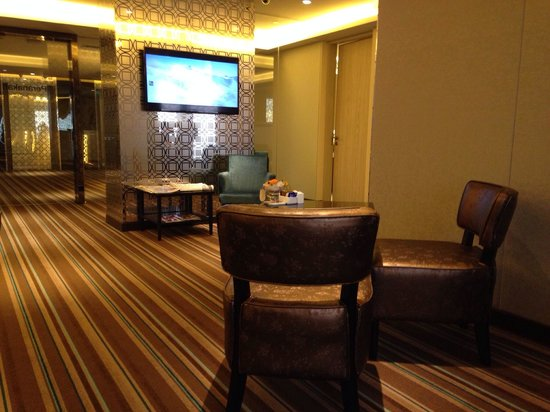 Village Hotel Katong by Far East Hospitality : Club lounge