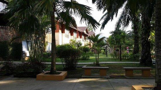 Felda Residence Hot Springs : Chalet