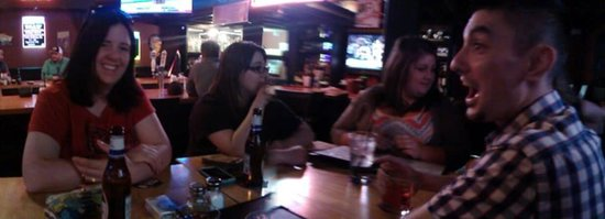Big Shotz Tavern: Great night and wonderful people