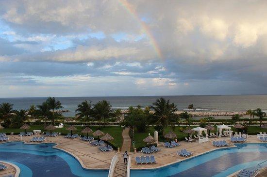 Grand Bahia Principe Jamaica : View from our room