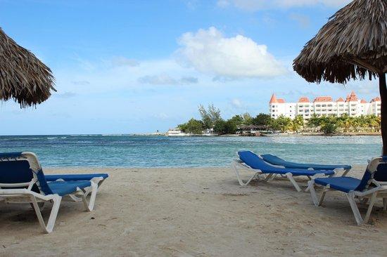 Grand Bahia Principe Jamaica : Beach View