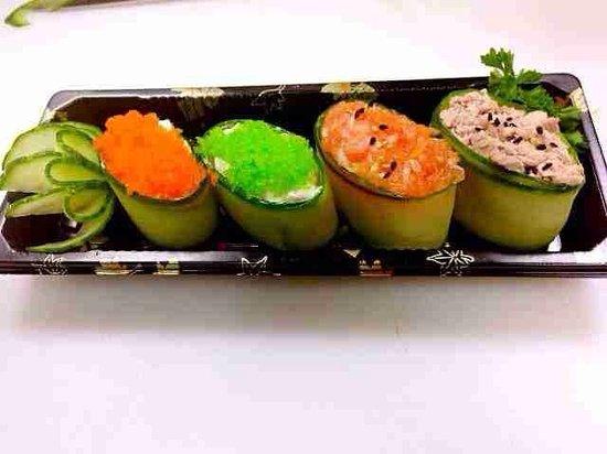 He's Sushi : Sushi Fresh