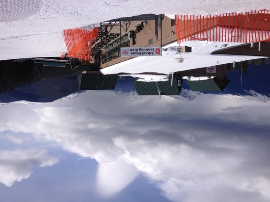 Marmot Basin Ski Area: Great views!