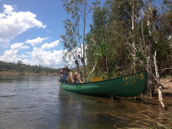 Eco-noeing Go Wild Adventure Tours - Day Tours: relaxing and fishing