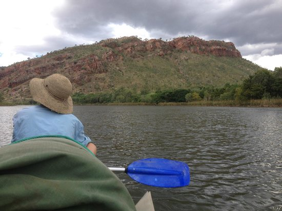 Eco-noeing Go Wild Adventure Tours - Day Tours: The beautiful gorge