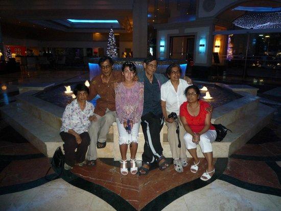 Cinnamon Grand Colombo: The Lobby Cinnamon Grand