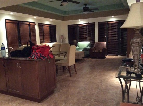 Gran Pacifica Beach and Golf Resort: Our suite!