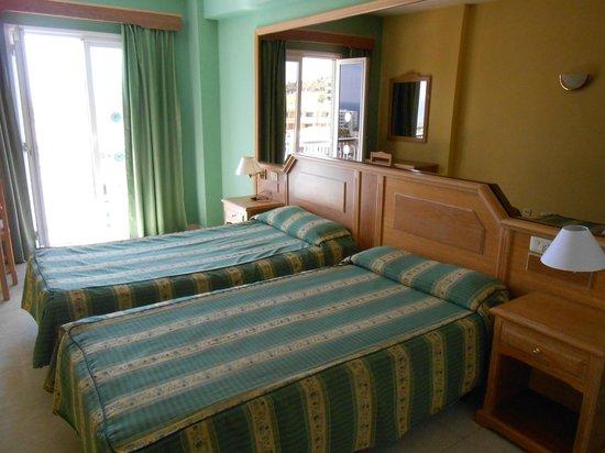 Hotel Villa de Adeje Beach: stanza da letto