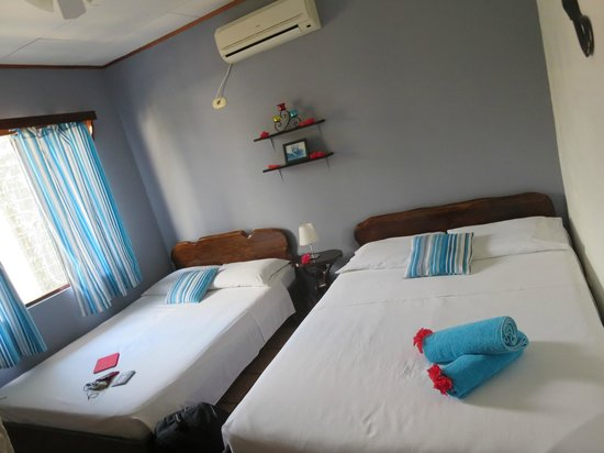 Hotel Perico Azul: Double Room