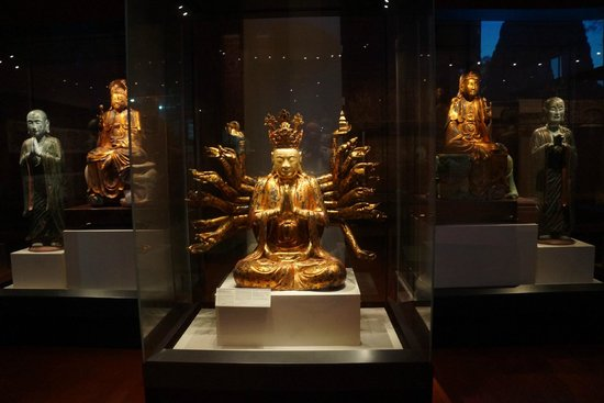 Museum der Asiatischen Zivilisationen: Индуистское божетсво