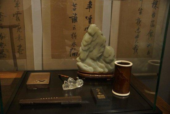 Museum der Asiatischen Zivilisationen: Китайский письменный прибор