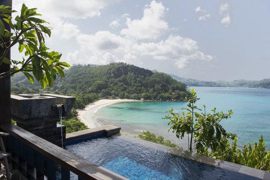 MAIA Luxury Resort & Spa : View from villa