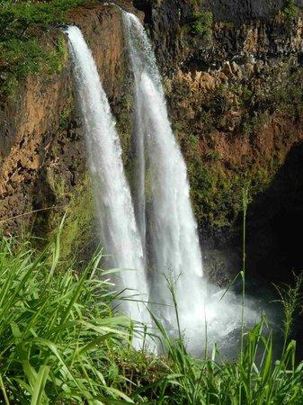 Wailua Falls : Very Majestic