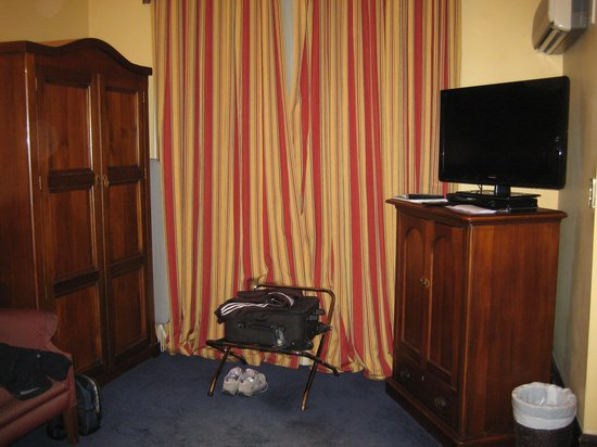 Wellesley Boutique Hotel : View of room