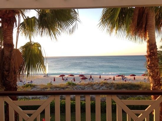 Royal West Indies Resort : view from ocean front room
