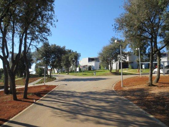 Resort Amarin: Un véritable village