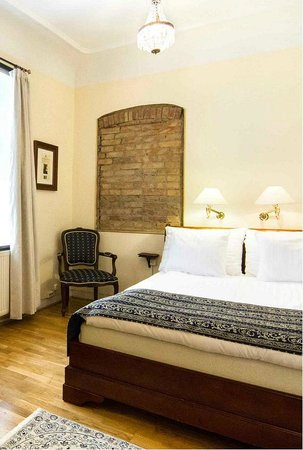 Mayfair Hotel Tunneln: Room 408, small double