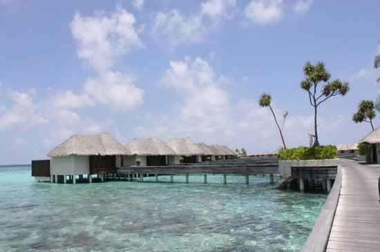 W Maldives: The ocean villas