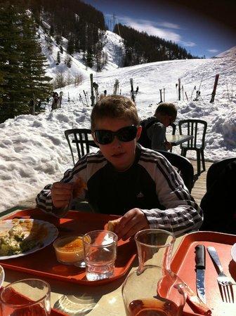 Les Lores Hotel: plateau du skieur