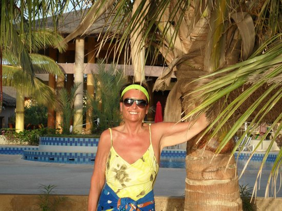 Hotel Club Royal Saly: spiaggia