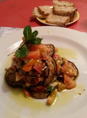 Ete Bistro : Parmigiana di melanzane alla Michela