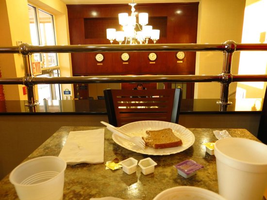 Days Inn Jamaica - JFK Airport: breakfast