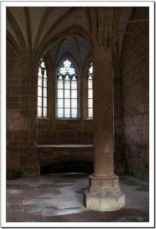 Kloster Maulbronn: inside the Abbey