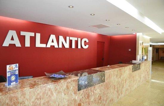 azuLine Hotel Atlantic: Recepcion