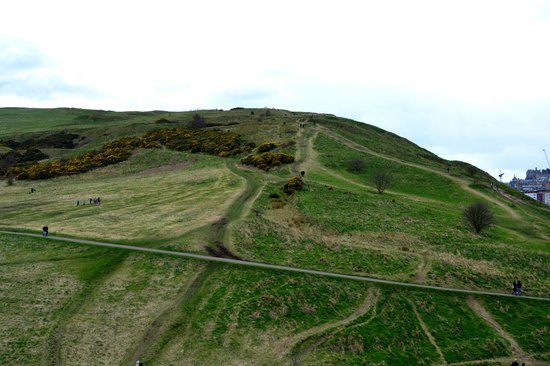 Holyrood Park : the trek