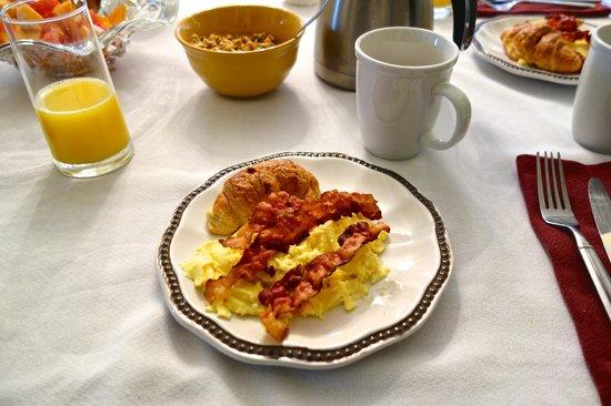 The Londoner Bed & Breakfast: leckeres und frisches Frühstück