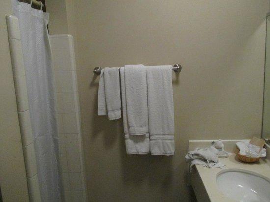 Travelodge Hotel LAX Los Angeles Intl: la salle de bains