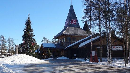 Santa Claus Village: photo village père noël