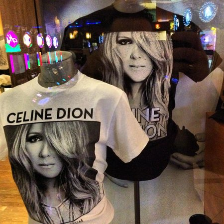 Caesars Palace: Show Celine Dion
