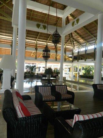 Catalonia Bavaro Beach, Casino & Golf Resort : Рецепшн