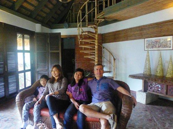 Abe's Farm: The family suite