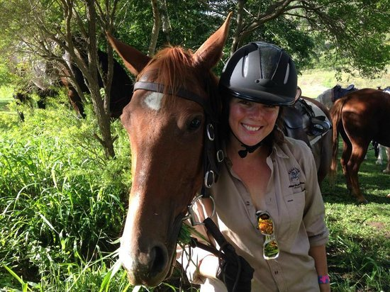 Equathon Horse Riding Tours - Day Tours : Scout and Me!