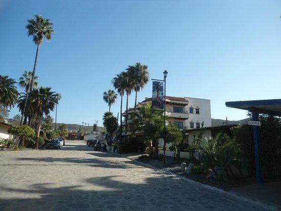 Quintas Papagayo: hotel