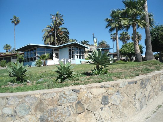Quintas Papagayo: alrededores