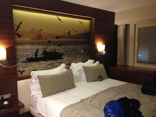 Levni Hotel & Spa: Schlafen