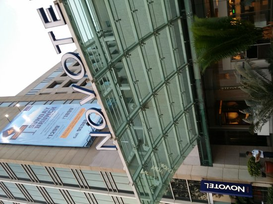 Novotel Bengaluru Techpark: Hotel front