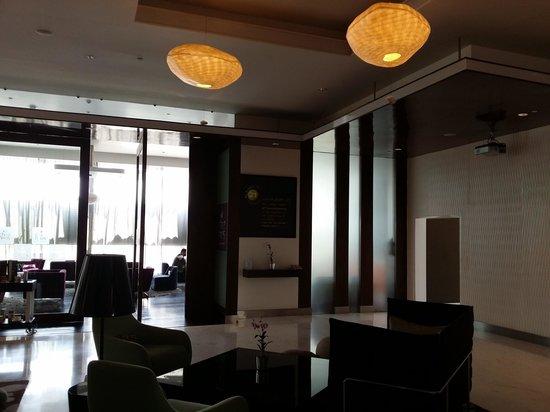 Novotel Bengaluru Techpark: Lobby area