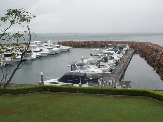 Anchorage Port Stephens : View from the Room