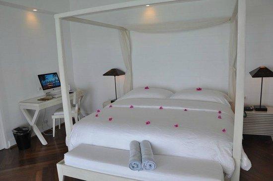 Diamonds Thudufushi : Chambre