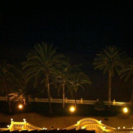 Hotel Nixe Palace: De nuit en direction de la plage