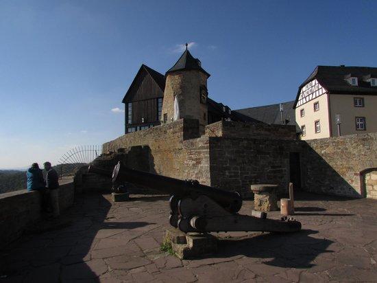 Edersee: Burg Waldeck