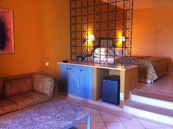 Falesia Hotel : Junior suite #442
