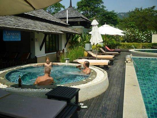 Seashell Resort Koh Tao: Seashell Resort pool 2