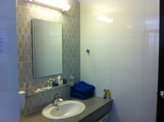Krabi Apartment Hotel: Bathroom (Apartment 1)