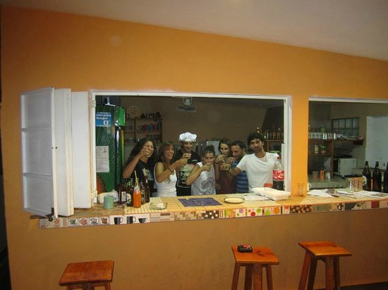 Hostel Esperanza: Great Owners!