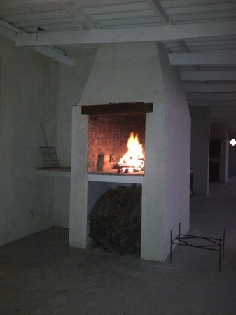 Black Oystercatcher Cottages: Braai facilities excellent...!!!